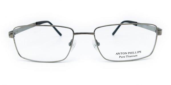 ANTON PHILLIPS - 1030 - GUN/BLACK  4
