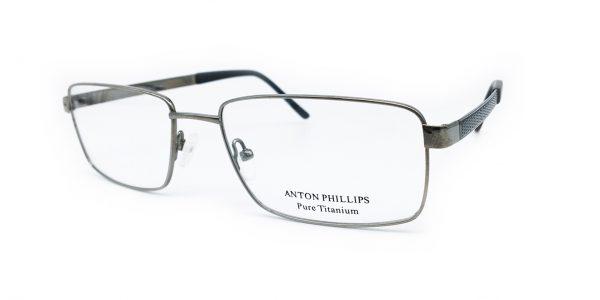 ANTON PHILLIPS - 1030 - GUN/BLACK  3