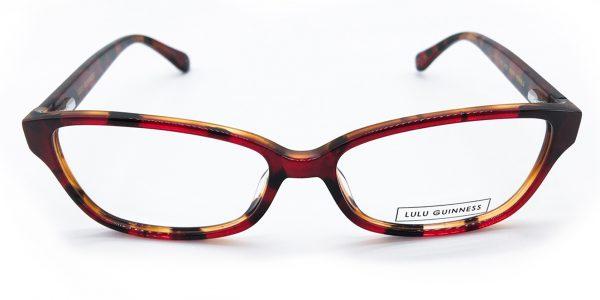 LULU GUINNESS - L909 - RED  2