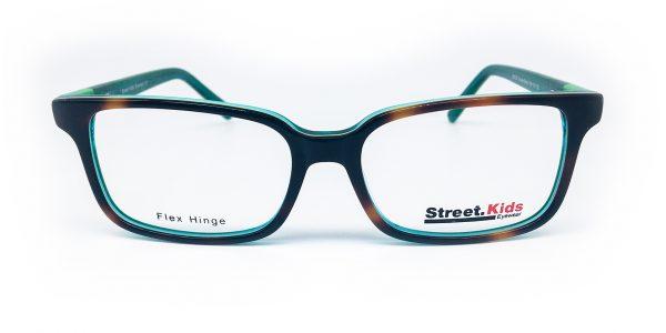 STREET KIDS - SK035 - GREEN/ SHELL