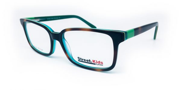 STREET KIDS - SK035 - GREEN/ SHELL  1